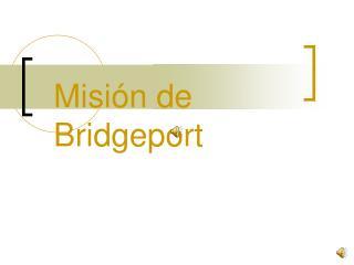 Misión de Bridgeport