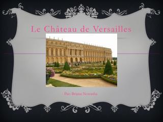 Le Ch�teau de Versailles