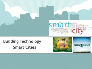 Building  Technology  Smart Cities