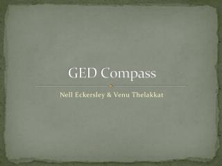 GED Compass