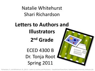 Natalie Whitehurst Shari Richardson