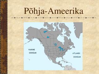 Põhja-Ameerika