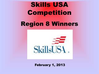 Skills USA Competition