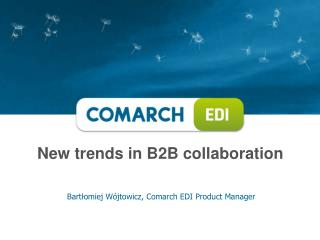 New trends in B2B collaboration