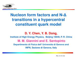 Nucleon form factors and N- Δ transitions in a hypercentral constituent quark model