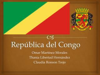 República del Congo