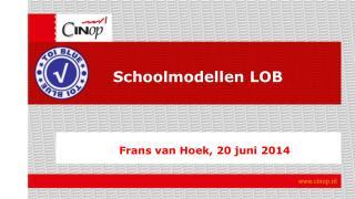 Schoolmodellen LOB