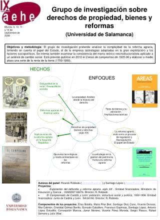 Grupo de investigación sobre derechos de propiedad, bienes y reformas  (Universidad de Salamanca)