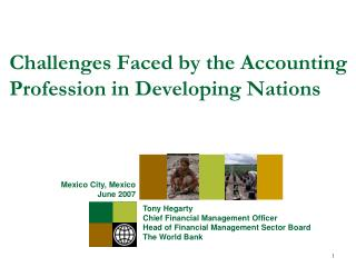 Challenges Faced by the Accounting Profession in Developing Nations