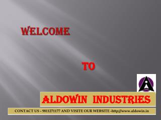 Manufacture of Aluminium Fabricators in Delhi Gurgaon