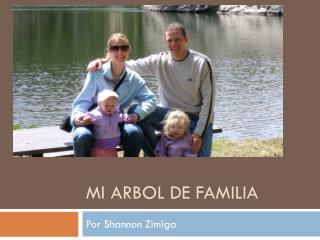 Mi  arbol  de  familia