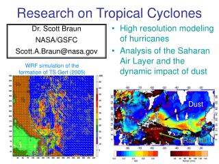 Research on Tropical Cyclones