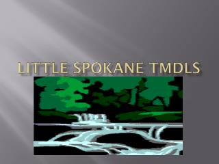 Little Spokane TMDLs