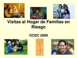 Visitas al Hogar de Familias en Riesgo