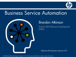Business Service Automation