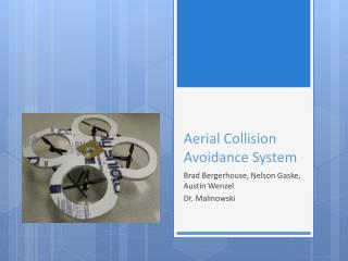 Aerial Collision Avoidance System