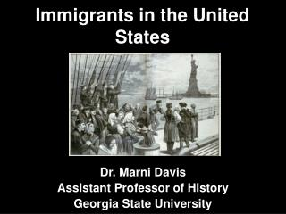 Immigrants in the United States