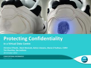 Protecting Confidentiality