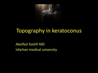 T opography in keratoconus