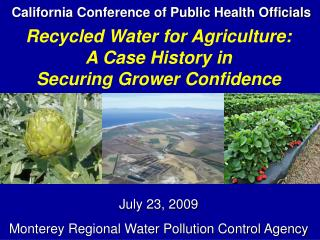 California Conference of Public Health Officials
