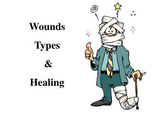 Wounds Types    Healing