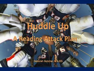 Huddle Up
