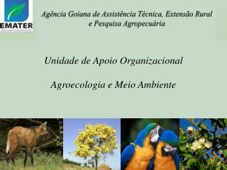 Agência  Goiana de Assistência Técnica, Extensão Rural e Pesquisa Agropecuária