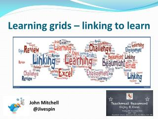Learning grids � linking to learn