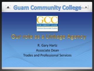 Our role as a Linkage Agency