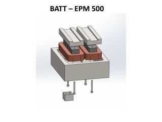 BATT – EPM 500