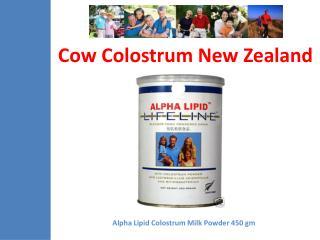 Alpha Lipid Colostrum Milk Powder 450  gm