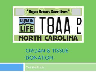Organ & Tissue Donation