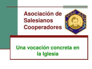 Asociaci�n de Salesianos Cooperadores