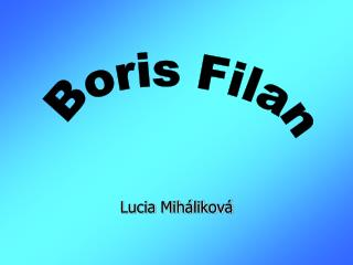 Lucia Mih�likov�