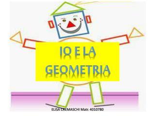 ELISA CREMASCHI  M atr . 4010780