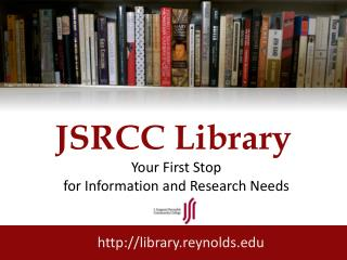 JSRCC Library
