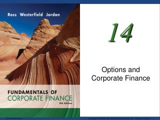Options and Corporate Finance