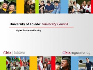 University of Toledo : University Council