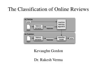 The Classification of Online Reviews