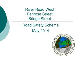 River Road West Penrose Street Bridge Street