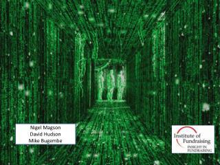 Nigel Magson David Hudson Mike  Bugembe