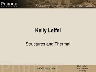 Kelly Leffel