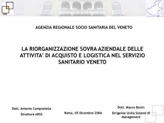 Roma, 05 Dicembre 2006
