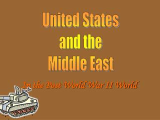 United States and the Middle East