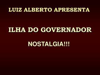 ILHA DO GOVERNADOR