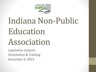 Indiana Non-Public Education Association