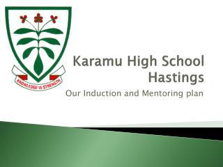 Karamu High School Hastings