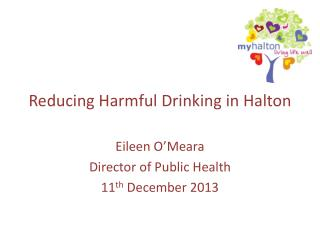 Reducing Harmful Drinking in Halton
