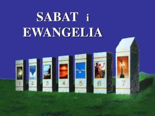 SABAT    i EWANGELIA