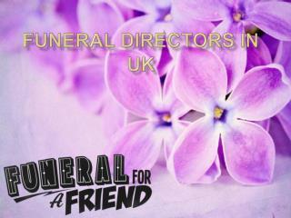 Funeral Directors in Weston Super Mare